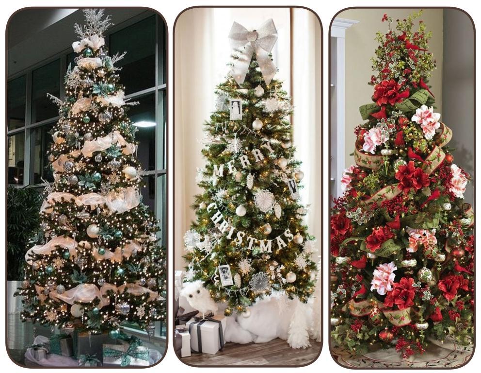 Como es tu arbol de navidad - Arboles de navidad decorados 2013 ...