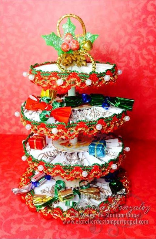 Retarte 12 ornamentos para navidad - Ornamentos de navidad ...