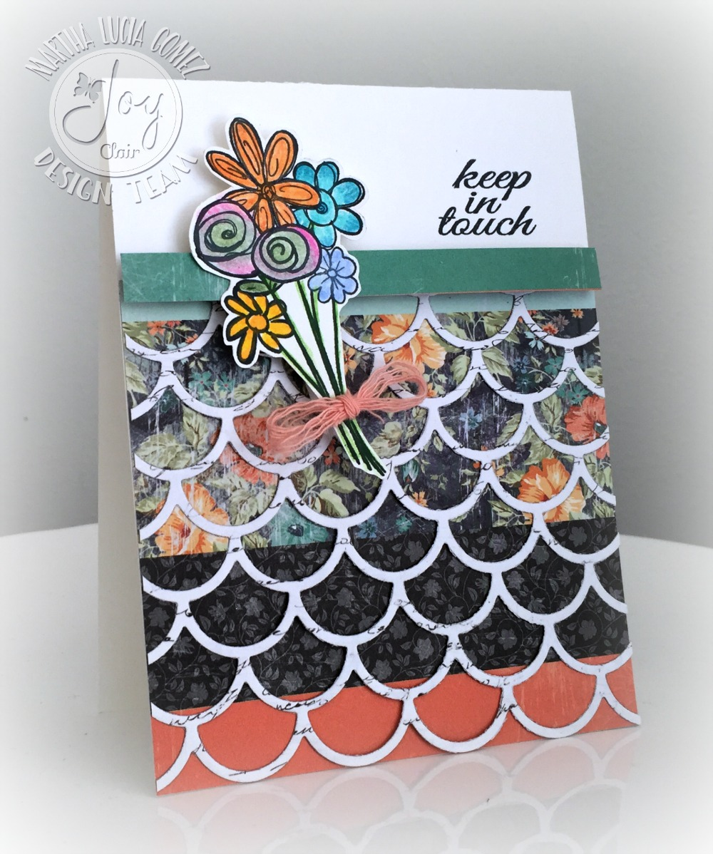 Joy Clair Stamps and Quick Quotes Blog Hop Day 1