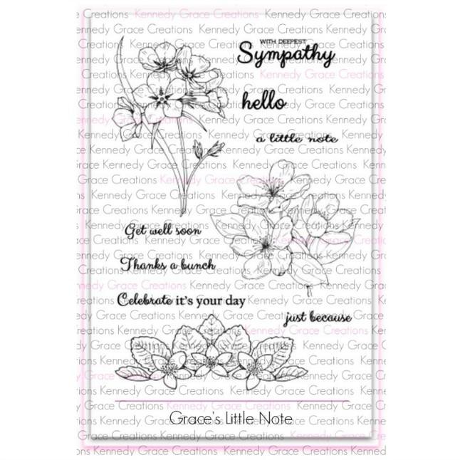 Grace's Little Note by Kennedy Grace