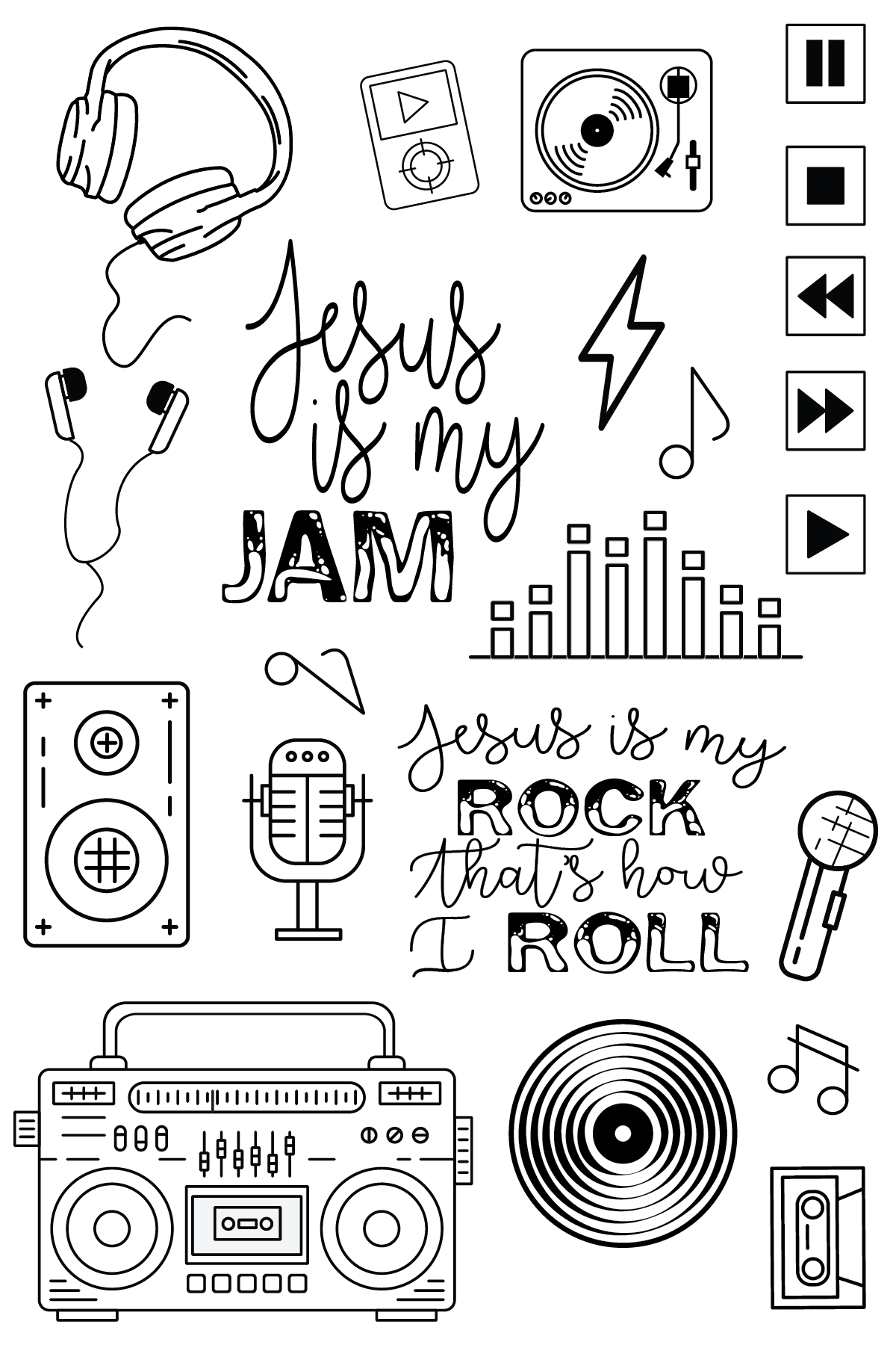 Jesus is my Jam by Joy Clair