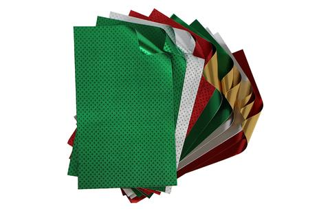 Jolly Rinea Foiled Paper Variety