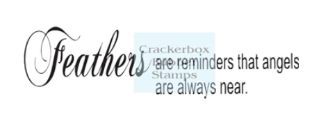 Feathers & Angels bu So Suzy Stamps