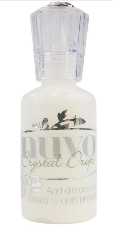 White Novu Crystal Drops