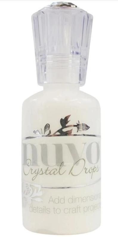 White Novu Crystal Drops