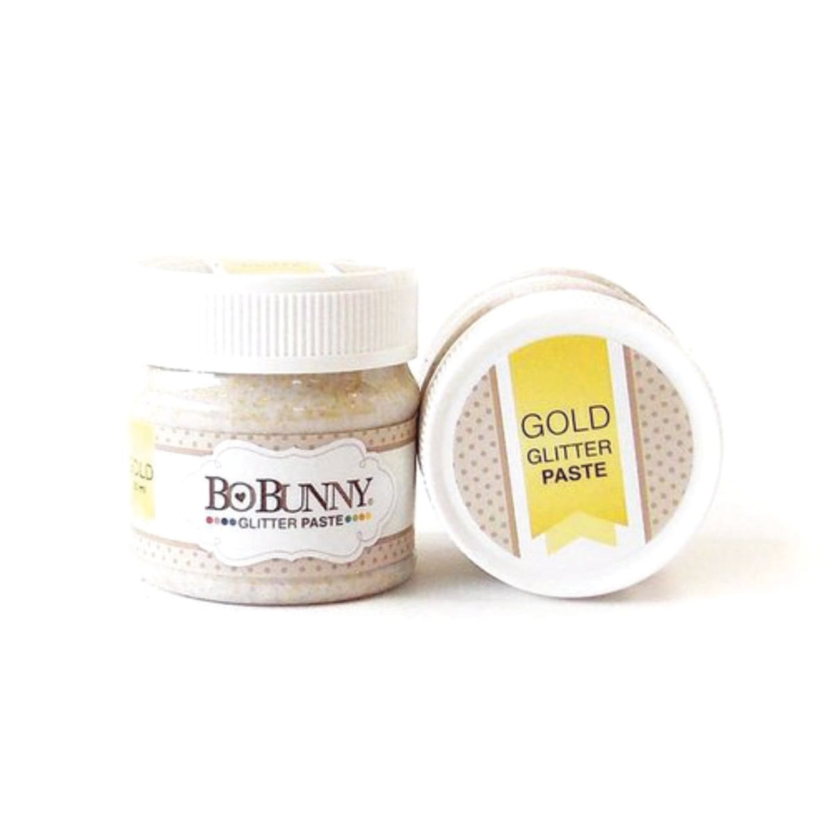 Gold BoBunny Glitter Paste