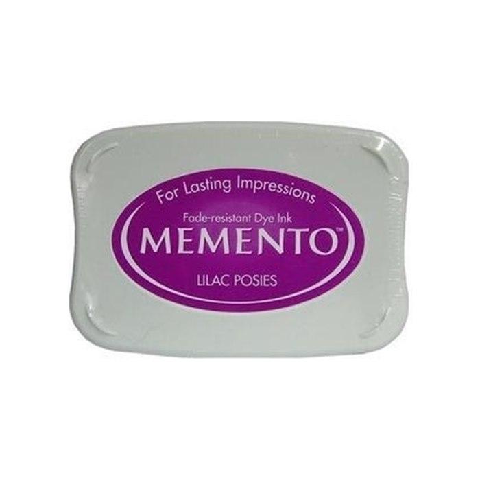 Lilac Posies Memento Ink