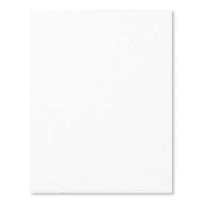 Layering Weight Card Stock White