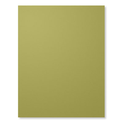 Old Olive Cardstock by Stampin Up