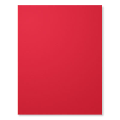 Real Red Cardstock by Stampin Up