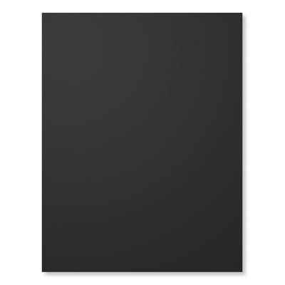 Basic Black Card stock