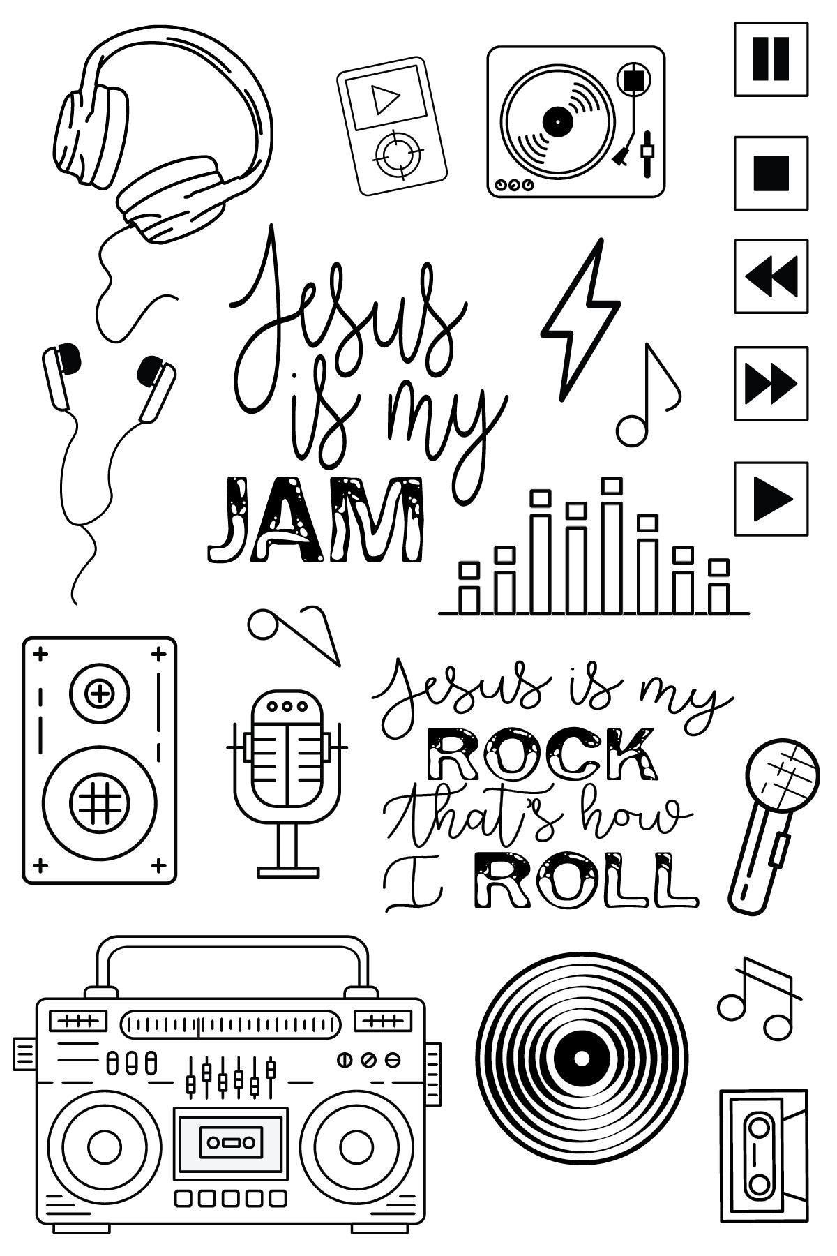 Jesus is my Jam by Joy Clair