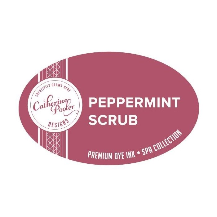 Peppermint Scrub Dye Ink by CP