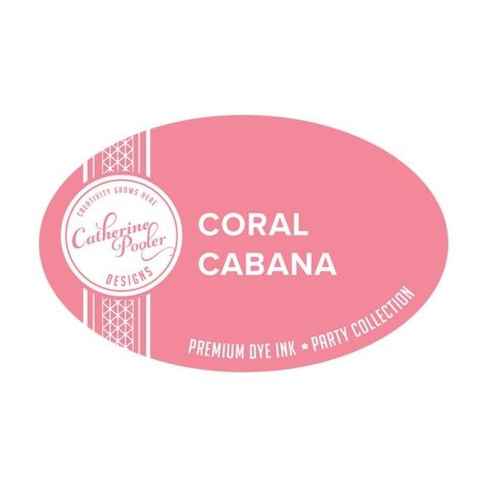 Coral Cabana CP Ink