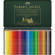 Polychromos Color Pencils - Faber Castell