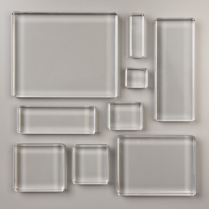 Acrylic Blocks Set by SU