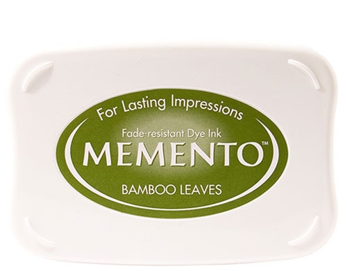 Memento Bamboo Leaves Ink