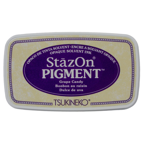 StazOn Pigment Ink All Colors