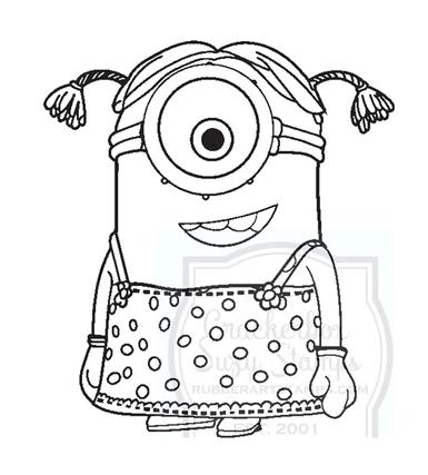 Minion Lucy