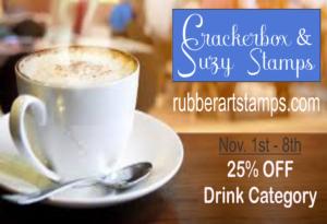 Coffee Stamp for Christmas