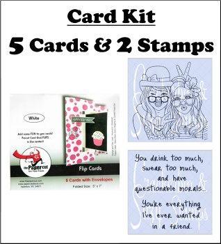 Card Kit 1 by Crackerbox
