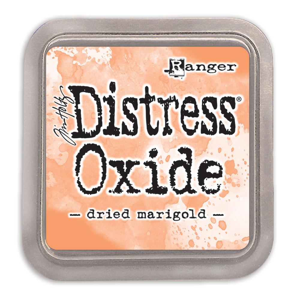Dried Marigold Distress Oxide Ink