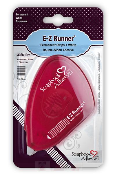 E-Z Runner Permanent Adhesive
