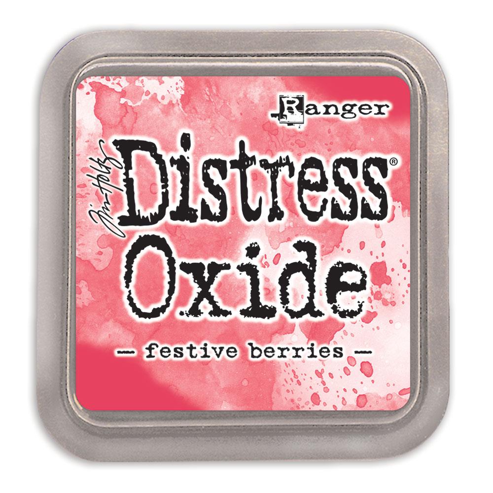 Festive Berries Distress Oxide Ink
