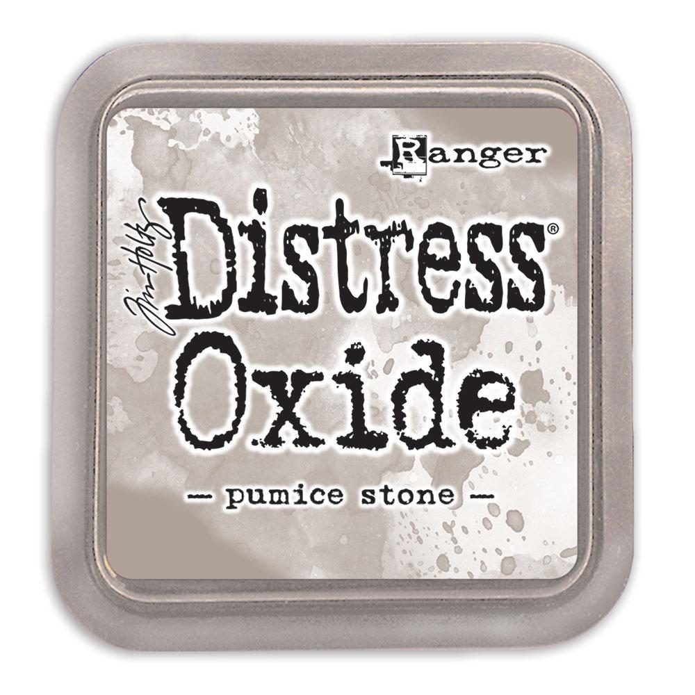 Pumice Stone Distress Oxide Ink
