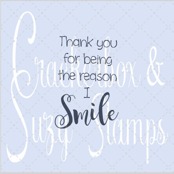 Smile Rubber Stamps