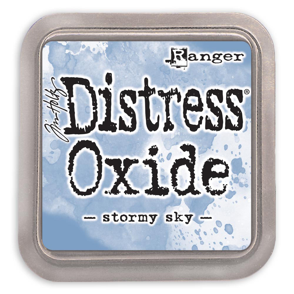 Stormy Sky Distress Oxide Ink
