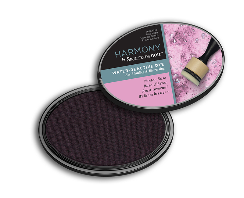 Harmony Water Reactive Dye Winter Rose