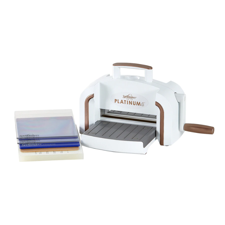 Patinum 6 - Die Cutting & Embossing Machine