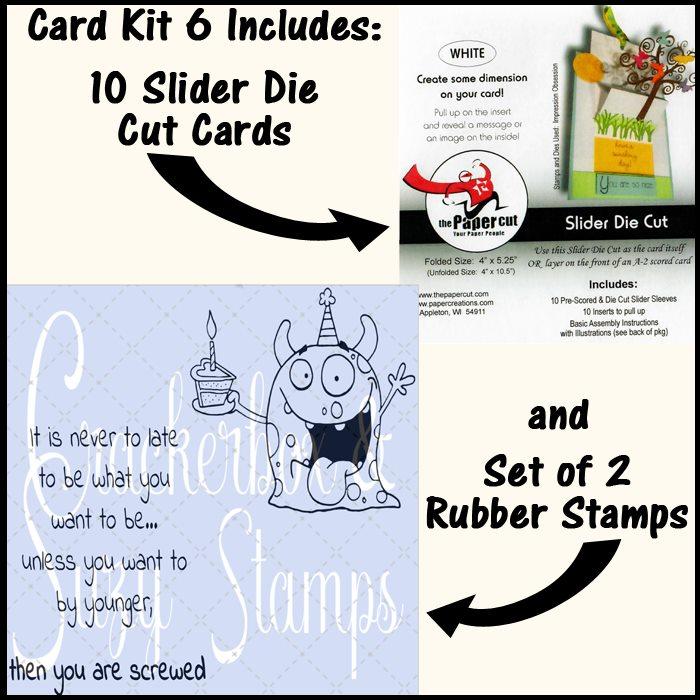 Card Kit #6